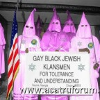 Gay Black Jewish Klansmen for Tolerance and Understanding