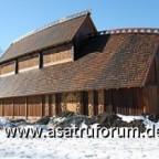 Rekonstruktion Versammlungshaus