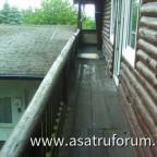 Balkon Westseite