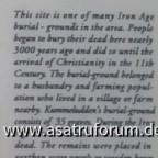 Beschreibung der Begräbnisstätte bei Kummeludden, Schweden [2]