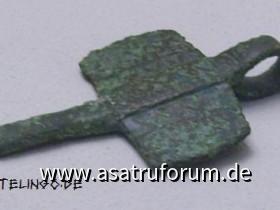 Thors-Hammer von Kneitlingen (Ostfalen)
