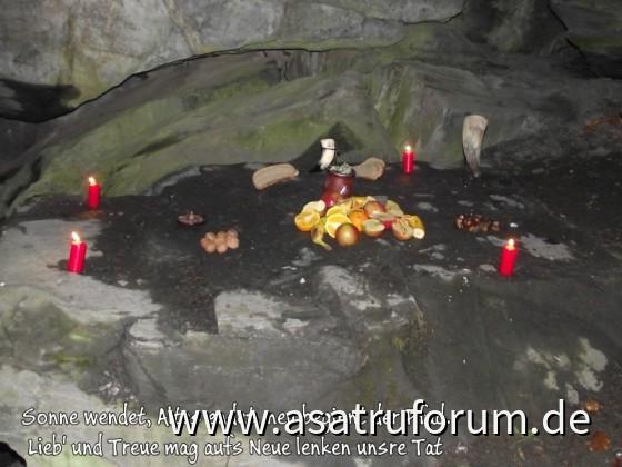 Jul in der Bärenhöhle 2012