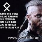 Ragnars wahre Worte