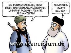 Der deutsche Gottesstaat