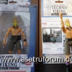 Techno Viking Action Figure