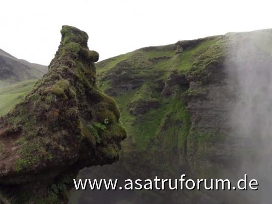 Island - Versteinerte Trolle