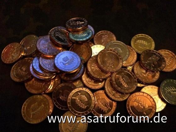 Opfermünzen
