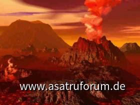 Muspelheim - Zuhause der Feuerriesen